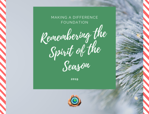 Remembering the Spirit of the Season