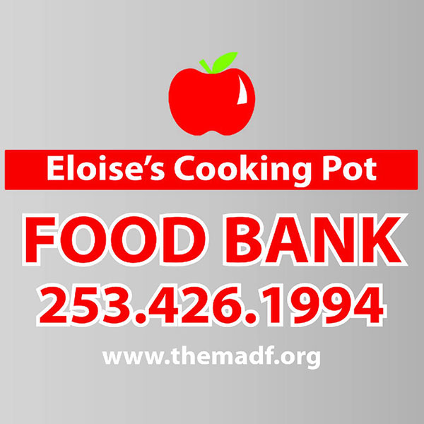 Eloise's Cooking Pot Food Bank