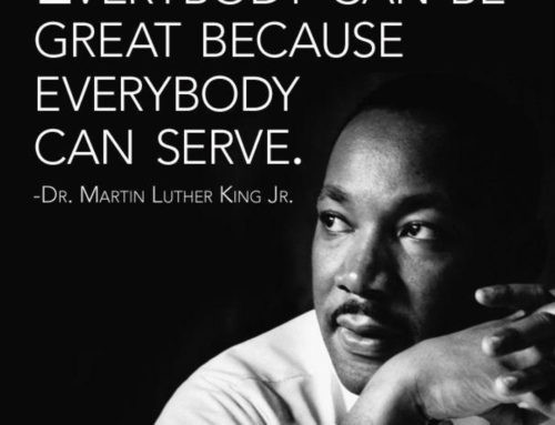 MLK Jr. Day – Remembering, Honoring, and Continuing His Vision of Justice, Service, and Love