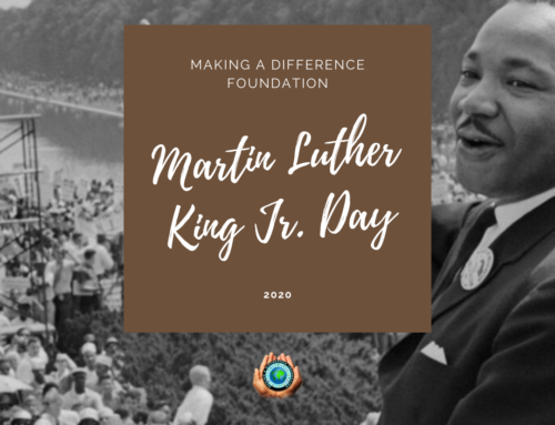 Celebration Through Service – Martin Luther King Jr. Day 2020