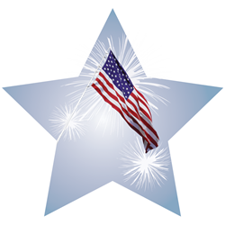 star & flag